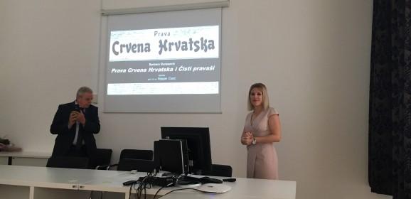 Barbara Đurasović obranila doktorski rad