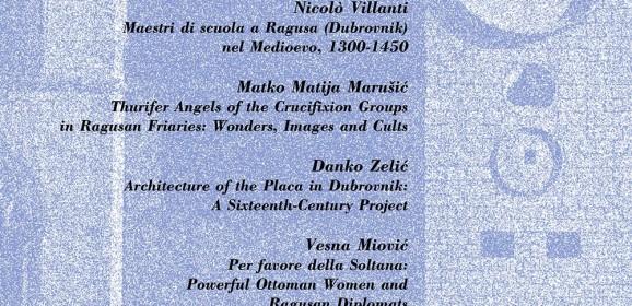 Uz 22. broj Dubrovnik Annals Zavoda za povijesne znanosti HAZU u Dubrovniku