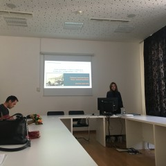 Ariana Violić Koprivec obranila doktorski rad