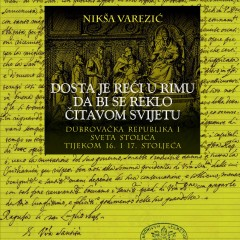Nikša Varezić,  Suffice to say it in Rome to have the whole world know
