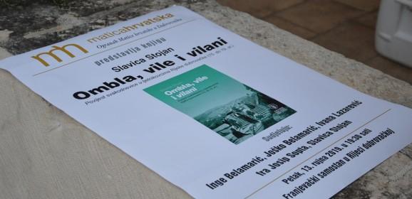Predstavljena knjiga prof. dr. sc. Slavice Stojan