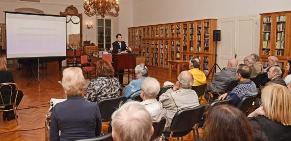 Predavanje Relje Seferovića