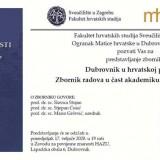 Dubrovnik u hrvatskoj povijesti. Zbornik radova u čast akademiku Nenadu Vekariću