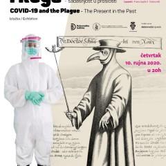 """""""COVID-19 i kuga: sadašnjost u prošlosti"""""""