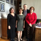 Kristina Puljizević successfully defended her PhD dissertation