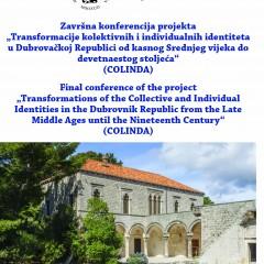 Završna konferencija projekta 'COLINDA'