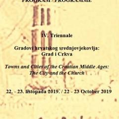 Troje suradnika projekta INTRADA na konferenciji u Hrvatskom institutu za povijest